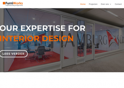 Bedrijfswebsite & webshop